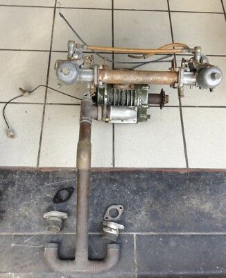 Triumph TR2 TR3 Shorrock compressor kit