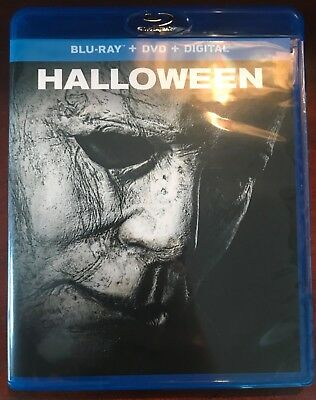 Halloween 2018 / 2019 BLU-RAY + DVD + Digital