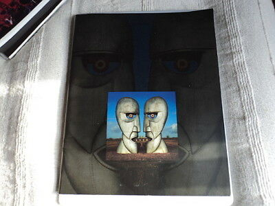 Pink Floyd The Division Bell 1994 World Tour Concert Programme