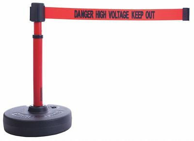 Banner Stakes PL4096 - PLUS Barrier System Plastic Red