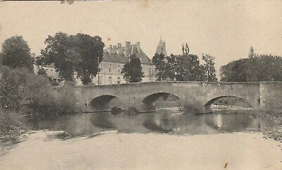 CPA 54 ( Meurthe & Moselle) HAROUE / LE PONT