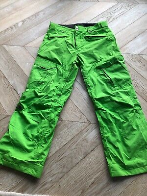 North Face Snowboarding Pants Large