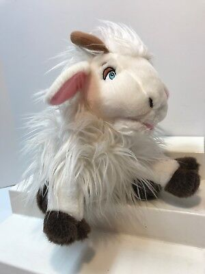 Sound of Music Goat - Animated Plush - Dept 56 - LONELY GOATHERD - Julie Andrews