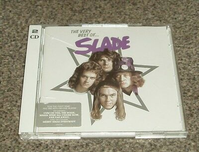 Slade - The Very Best Of Slade - 2 Cd 2005