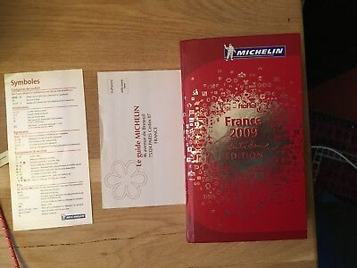 Guide Michelin France Collector 2009