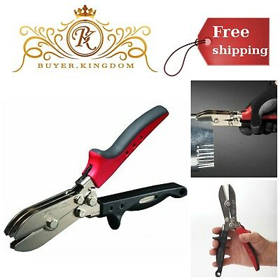 Crimper Tool Crimping 5 Blade One Hand Operation Latch Household Tools