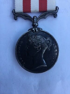 Indian Mutiny Medal Samuel Foucher 80th (South Staffordshire) Regiment of Foot