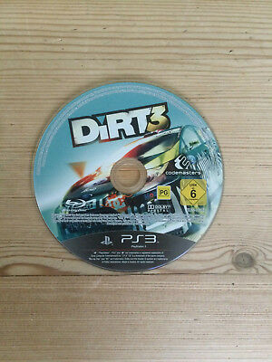 Dirt 3 for PS3 *Disc Only*