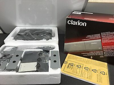 Clarion C-Bus 8 Pin Car Radio Stereo 6 Disc Plug In Cd Changer New Stock Boxed