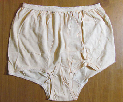 NOS Vintage Carters Tan Spanky Pants Panties Size medium