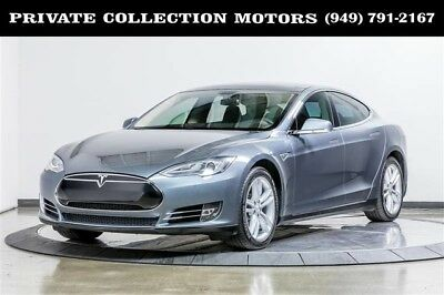 2014 Tesla Model S  2014 Tesla Model S 85 kWh Battery 2 Owner Clean Carfax Well Kept