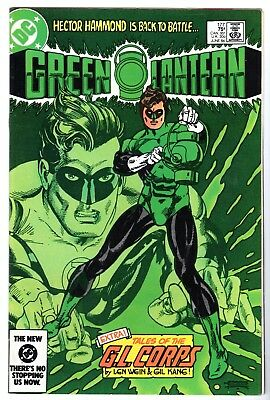 Green Lantern #177, Near Mint Minus Condition'