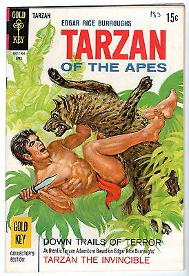 Tarzan #183, Very Fine Condition
