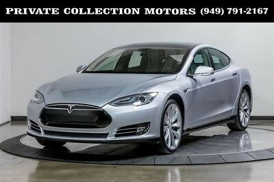 2013 Tesla Model S  2013 Tesla Model S P85 Clean Carfax Excellent Condition Well Kept