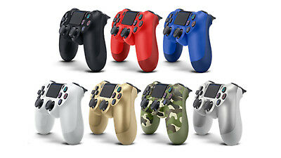 PS4 DualShock 4 Controller Multiple Colors V2 BRAND NEW SEALED OFFICIAL
