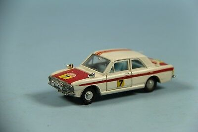 Alt, Dinky, Ford Cortina, Rallye Monte Carlo