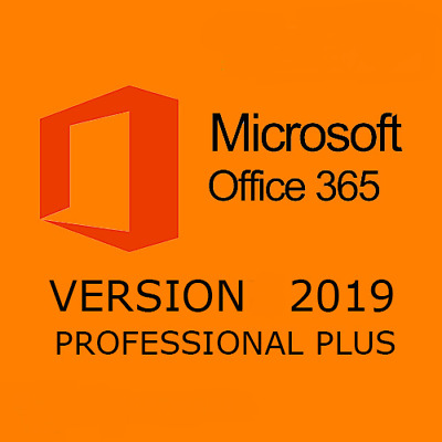 Office 2019 Pro Plus 365 Lifetime License - 5 Devices with 5TB OneDrive