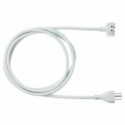 Apple Mac Macbook Power Adapter Charger Extension Cord Cable 6 Ft (MK122LL/A)