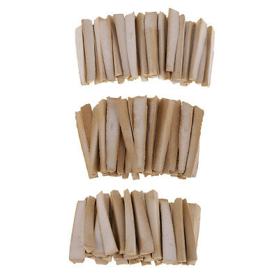 30pcs Small Pyrometric Cones Pyrometric Bars Close to Ceramic Ceramic Firing