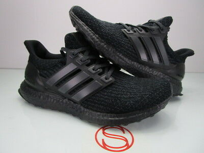 finest selection 07243 694dd DS ADIDAS ULTRA Boost BA8920 BLACK 3.0 8.5