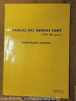 Fanuc Spindle Motor Wiring Diagram Dc on