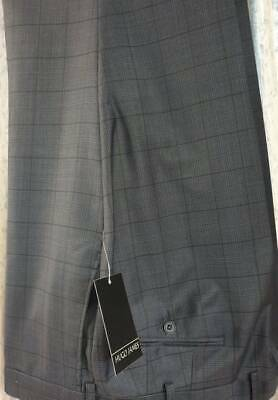"""HUGO JAMES PRINCE OF WALES SUIT trousers 42/""""44/""""46/""""48/""""50/""""52/""""54/""""56/""""58/""""60/""""62/""""64/""""66/"""""""