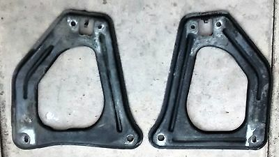 Renault Clio MK2 2001 -2005 1.5 DCI Subframe To Chassis Support Plates