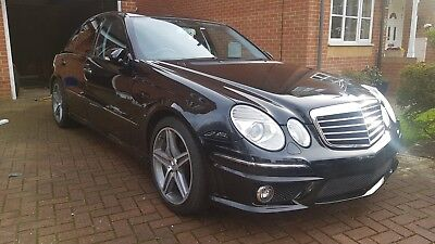 Mercedes E63 AMG -29k miles- £250 Tax per year - Fully Service History - (C63)