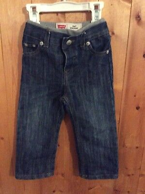 Baby Toddler Size 18 Month Levi 514 Straight Jeans