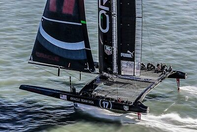 Patent for sale: Sail venting technology used on BMW Oracle racing Americas Cup