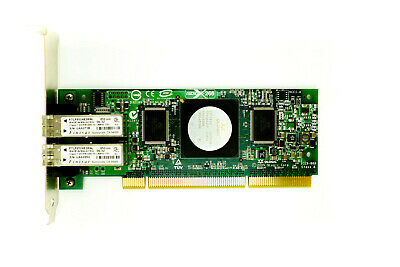 HP QLA2462 Dual Port - 4Gbps SFP Full Height PCI-X HBA