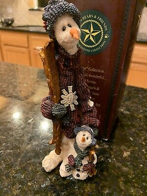 Boyds Bears & Friends Collection, Nanny The Snowman