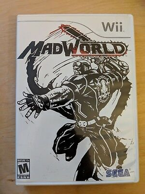 MadWorld Wii complete great condition!