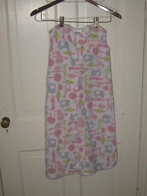 Halo Size Large Girls Fleece Jungle Animals SleepSack