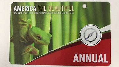 USA National Parks Pass - America The Beautiful - EXP APR 2019