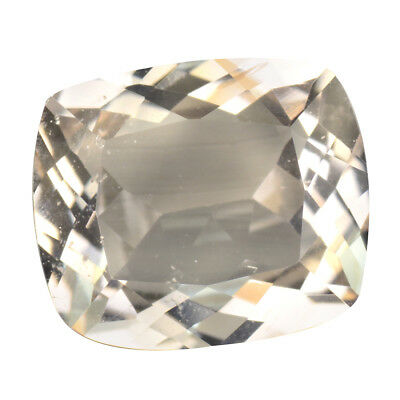 1.69Ct Lovely Cushion cut 8 x 7 mm 100% Natural Pink Morganite