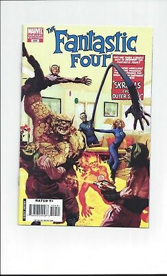 The Fantastic Four #554, Arthur Suydam Zombie Variant Cover, 1:50