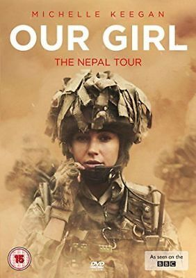 OUR GIRL THE NEPAL TOUR region 2 Brand new DVD Quick Dispatch