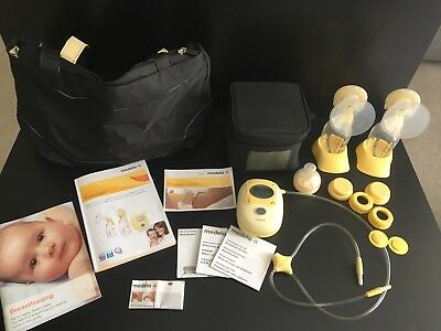 Medela Freestyle Double Electric Breastpump + BONUS