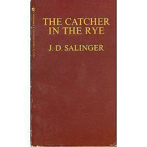 The Catcher in the Rye  (ExLib) by J. D. Salinger