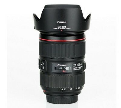 New - Canon EF 24-105mm f/4L IS II USM Lens  - 12 Month Warranty