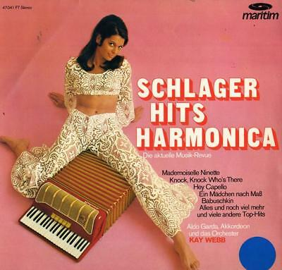 Orchester Kay Webb Schlager Hits Harmonica