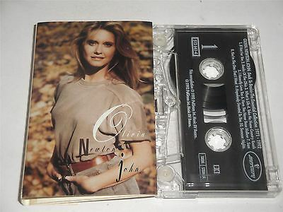 Olivia Newton John - Back To Basics Essential Collection 1971 1992 Cassette Tape