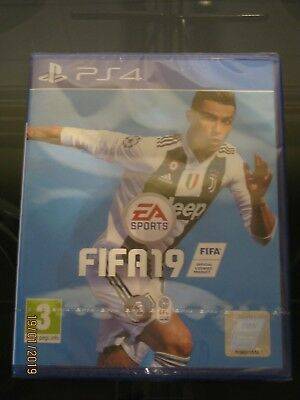 Fifa 19 PS4 Brand New And Sealed