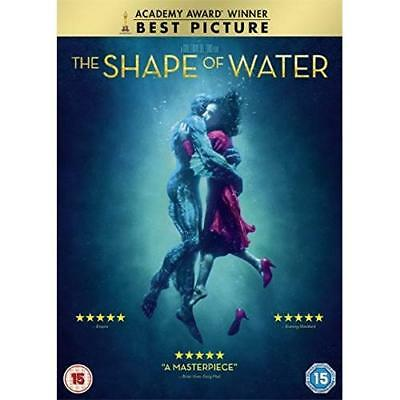The Shape of Water [DVD] [2018] DVD