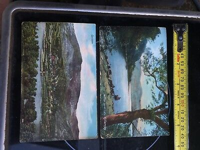 Killarney And Coniston Postcards 1908 Australian Tourist