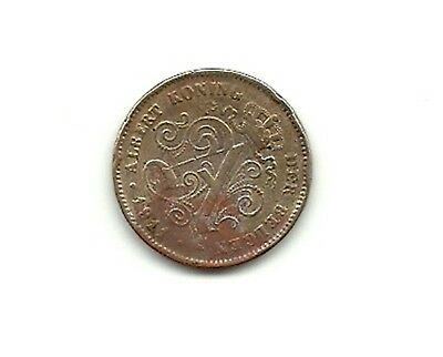 Belgique - 2 Centimes - Albert 1Er - 1911 - 2 - Nederlands