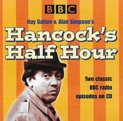 HANCOCK'S HALF HOUR Two Classic BBC Radio Episodes - CD Audio Book - NEW Sealed