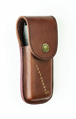 TUFF LUV Genuine Leather Heritage Case for Supertool / Surge / Signal - Brown