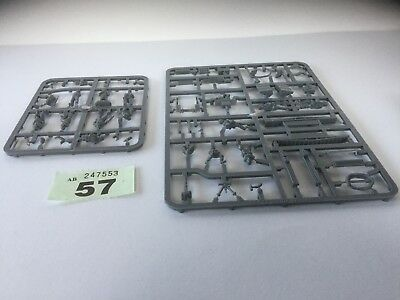Plastic Soldier Company 1/72 German Halftrack Crew And Detailing Set And Crews